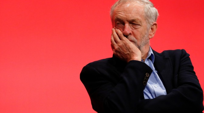 Corbyn's a Principled Man: But He Cares Nothing About the Future of the Labour Party