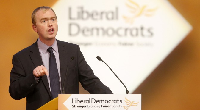 The Choice is Clear: Voting Lib Dem is a vote to Remain